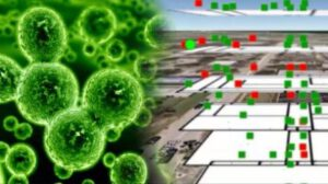 Bio-Chemical weapon defence and detection using Top Hat laser based particle analysis system